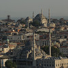 Mosques of Sultanahmet, Istanbul, Turkey.