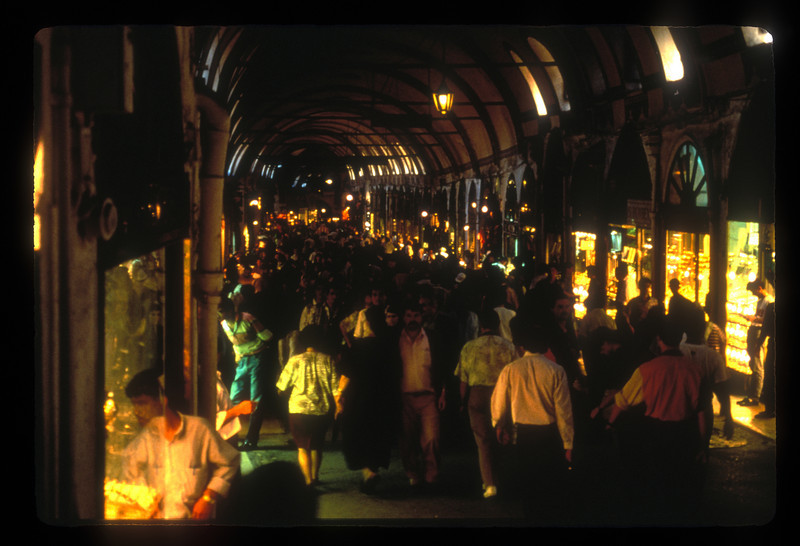 The Grand Bazaar, Istanbul, Turkey.