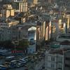 Traffic, Istanbul, Turkey.