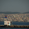 Asian Istanbul, Turkey, from Princes Islands.
