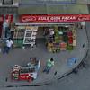Kule Gida store, Istanbul, Turkey.