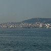 Turkish coastline, Asian side, Istanbul, Turkey.