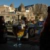 Cafe, Cappadocia, Turkey.