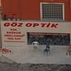 Goz Optik shop, Turkey.