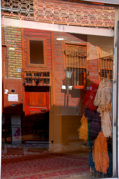 Storefront, Istanbul.