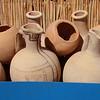 Pottery in a bin, Cappadocia, Turkey.