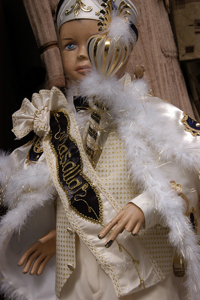 Mannequin near Grand Bazaar, Istanbul, Turkey.
