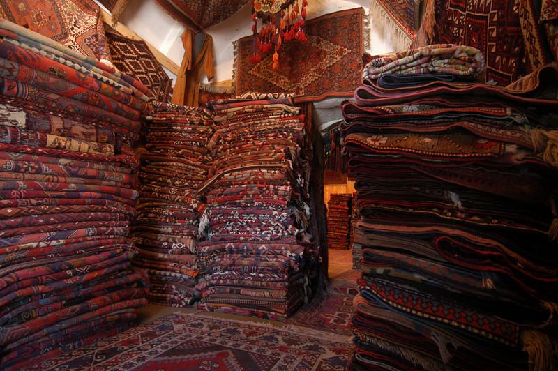 Galerie Ikman, Goreme, Turkey.