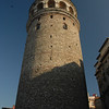 The Galata Tower, Istanbul, Turkey.
