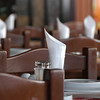 Detail of restaurant, Princes Islands, Turkey.