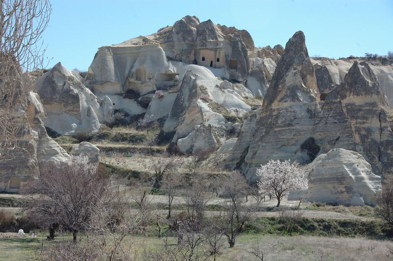 Landscape, Cappadocia, Turkey.