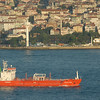 Shipping, Bosphorus Strait, Istanbul, Turkey.