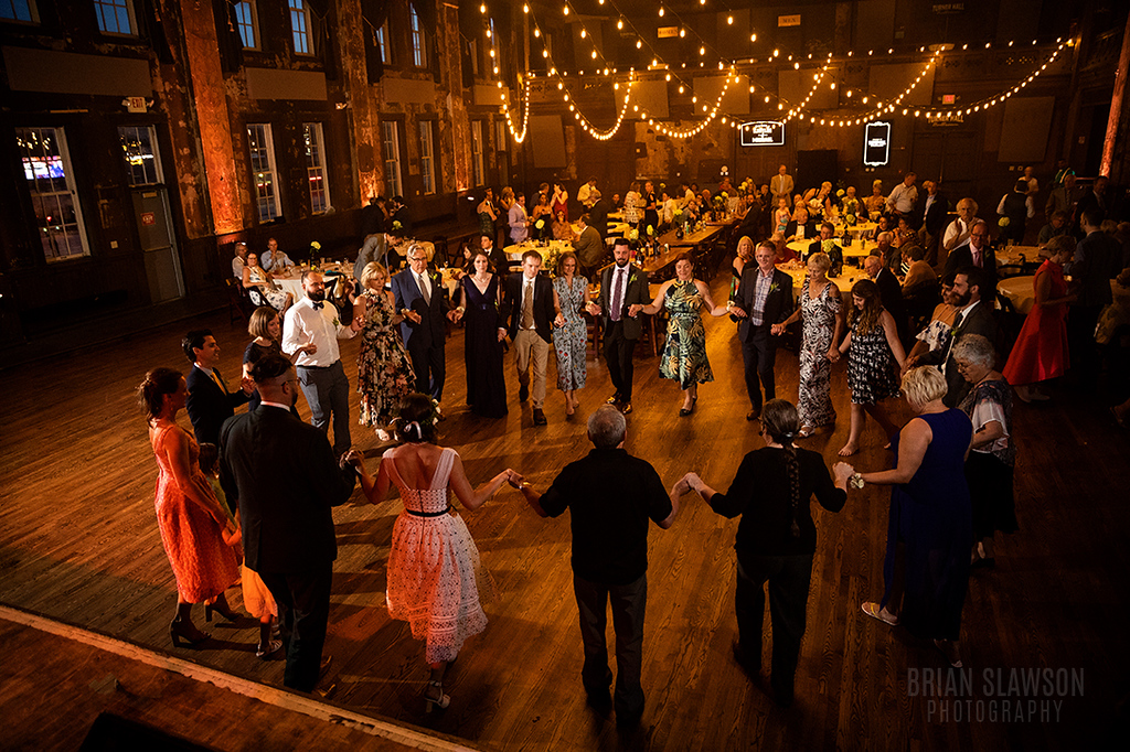 Turner Hall Ballroom Wedding