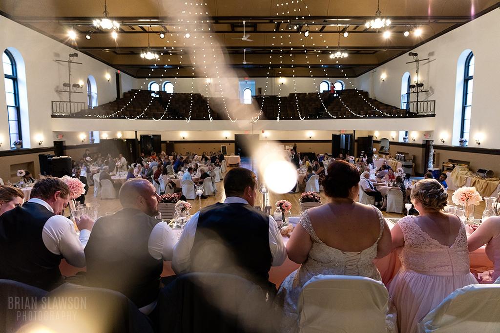 Turner Hall Galena Wedding