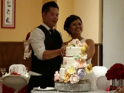 Tu's wedding