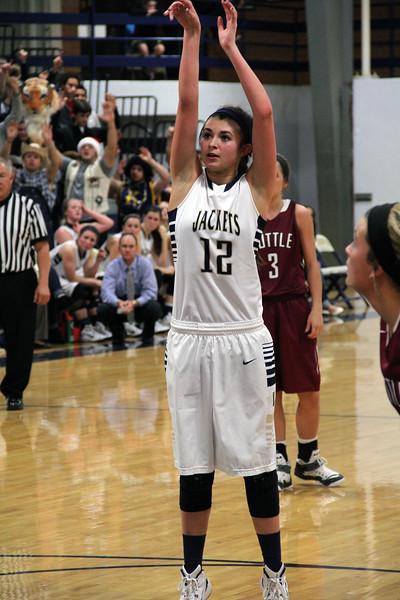Tuttle Basketball girls