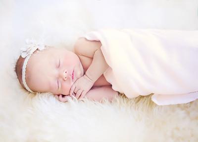 Emily Sweetly Sleeping  (1 of 1)