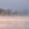 20101103-twin lakes fall mist far house