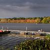 20091003-twin lakes - fall dark clouds