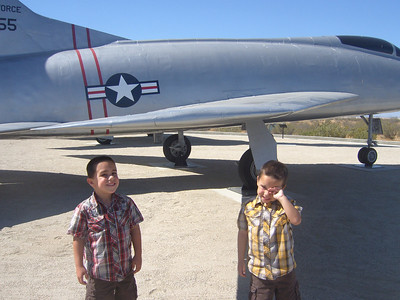 Twins & Jets and Christer in Cali