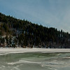 Tyaughton Lake 10 pan (Crane Creek ice delta)