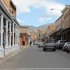 Walking into Old Santa Fe
