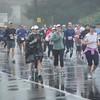 Wet but happy runners!
