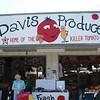 A Neat Produce Market.