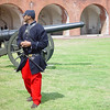Narrator at Fort Pulaski