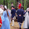Square Dancing at Wormsloe Historic area.