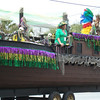 Mardi Gras on Tybee Island.