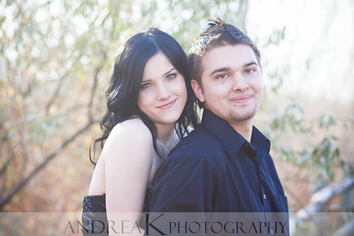Tyler and Melanie