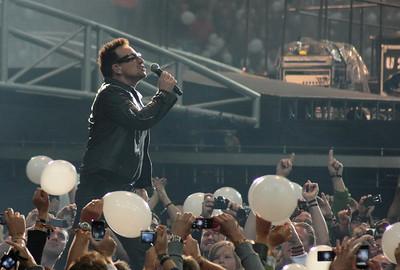 Bono : It's a beautiful day