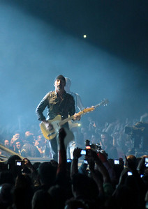 The Edge : Get on your boots
