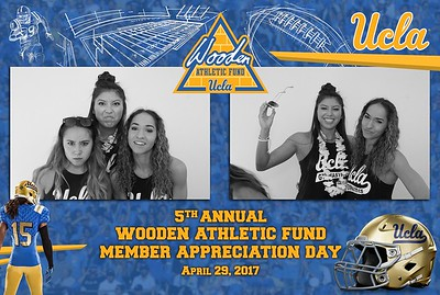 UCLA 5th Annual Wooden Athletic Fund Member Appreciation Day 2017