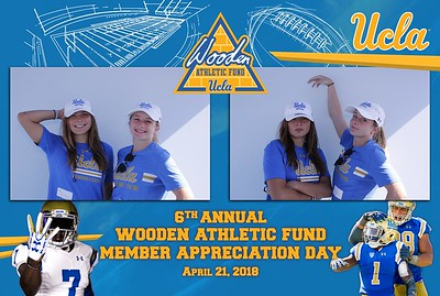 UCLA Wooden Athletic Fund Member Appreciation Day 2018