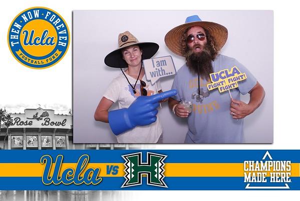 UCLA vs Hawaii 2017