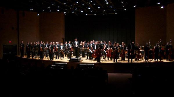 UCONN Symphony Orchestra 2014-15