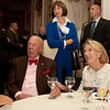 Cindy Chew<br /> 4/18/12<br /> U.S. Secretary of State George Shultz and Charlotte Shultz attend the 24th Annual Distinguished Citizen Award Dinner at The Commonwealth Club of California on Wednesday night.