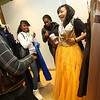 Cindy Chew<br /> 3/17/09<br /> Tessia Laulu, 17, right, gets help from her friends  Rebecca Van Horne, 17, Charlani Banks, 17, and Vonjewel, 18, from left, as they pick out their prom dresses during Boutique night at the non-profit The Princess Project held at Embarcadero 4 on Sunday.  High school girls from around the Bay Area came to pick out a prom dress and accessories for free through the organization's volunteer efforts.  About 1,000 girls are able to choose from about 3,000 dresses donated to The Princess Project.