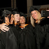Cindy Chew <br /> 6/5/12<br /> Nursing students Nicole Chua, Amber Briner, Pilar Velez and Kim VanderStel, from left, take a photo together before the UCSF School of Nursing Commencement on Tuesday.