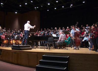 UConn Choirs Brahms Requiem