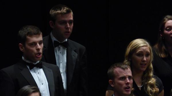 UConn Choirs Concert  4-26-15