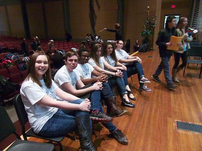 UConn Outreach to Granby H.S. Choirs