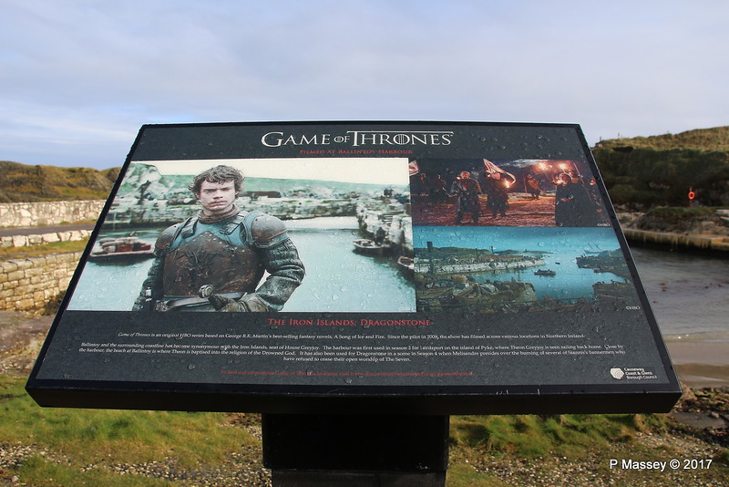 Game of Thrones The Iron Islands Info Ballintoy Harbour 25-02-2017 11-25-27