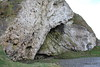 White Limestone Cliff Raised Sea Cave Ballintoy Harbour 25-02-2017 11-30-24