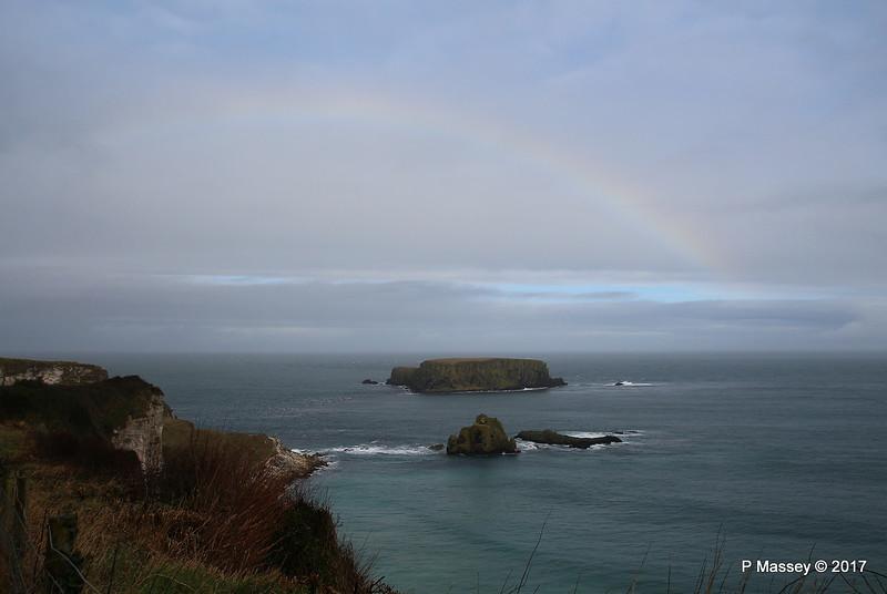 Rainbow over Sheep Island Antrim 25-02-2017 11-05-57