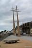 Ship's Masts Corner Kerr St & Castle Erin Rd Portrush Antrim 25-02-2017 15-07-05