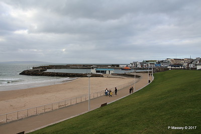 West Bay to Portrush Harbour 25-02-2017 15-08-23