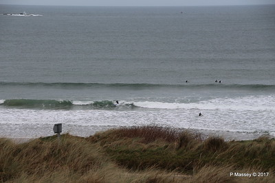 Surfers Whiterocks Beach Antrim 25-02-2017 14-55-41